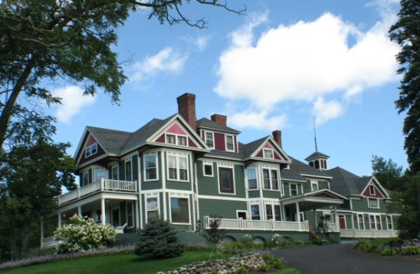 Greenville Inn, Greenville, Maine