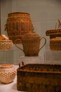 Indian baskets