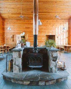 Maine Huts & Trails Stratton Hut