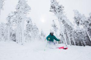 Maine skiing