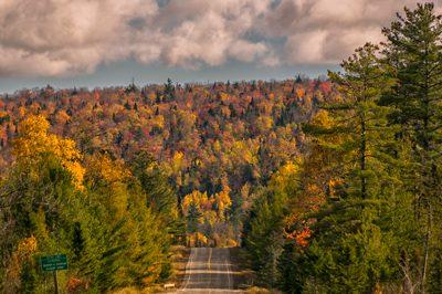 Maine foliage off the beaten path