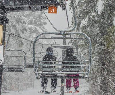 Shawnee Peak Chair Lift
