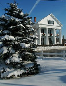 Holidays in Kennebunkport, Maine