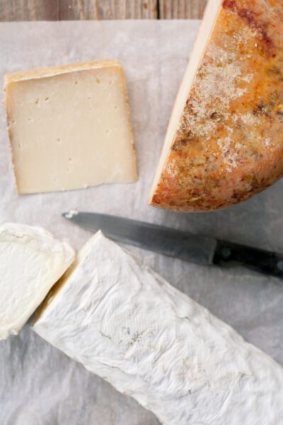 York Hill Farm Cheese